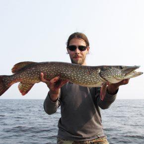 Поездка на «Рыбинку» 22.07 — 24.07