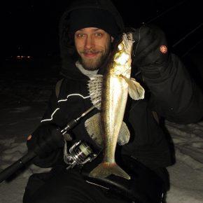 Поймали по рыбке 10.01