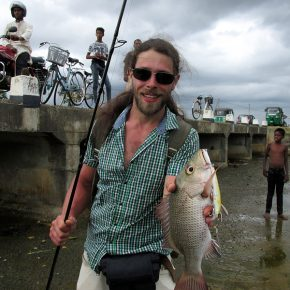 Рыбалка на Шри-Ланке 01.05 - 08.05 2018